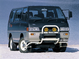 Images of Mitsubishi Delica Star Wagon 4WD 1986–90