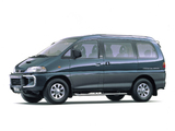 Images of Mitsubishi Delica Space Gear 4WD 1994–97