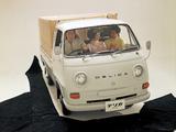 Mitsubishi Delica Pickup 1968–74 pictures