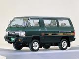 Mitsubishi Delica 4WD 1982–86 photos
