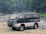 Photos of Mitsubishi Delica Star Wagon 4WD 1990–99