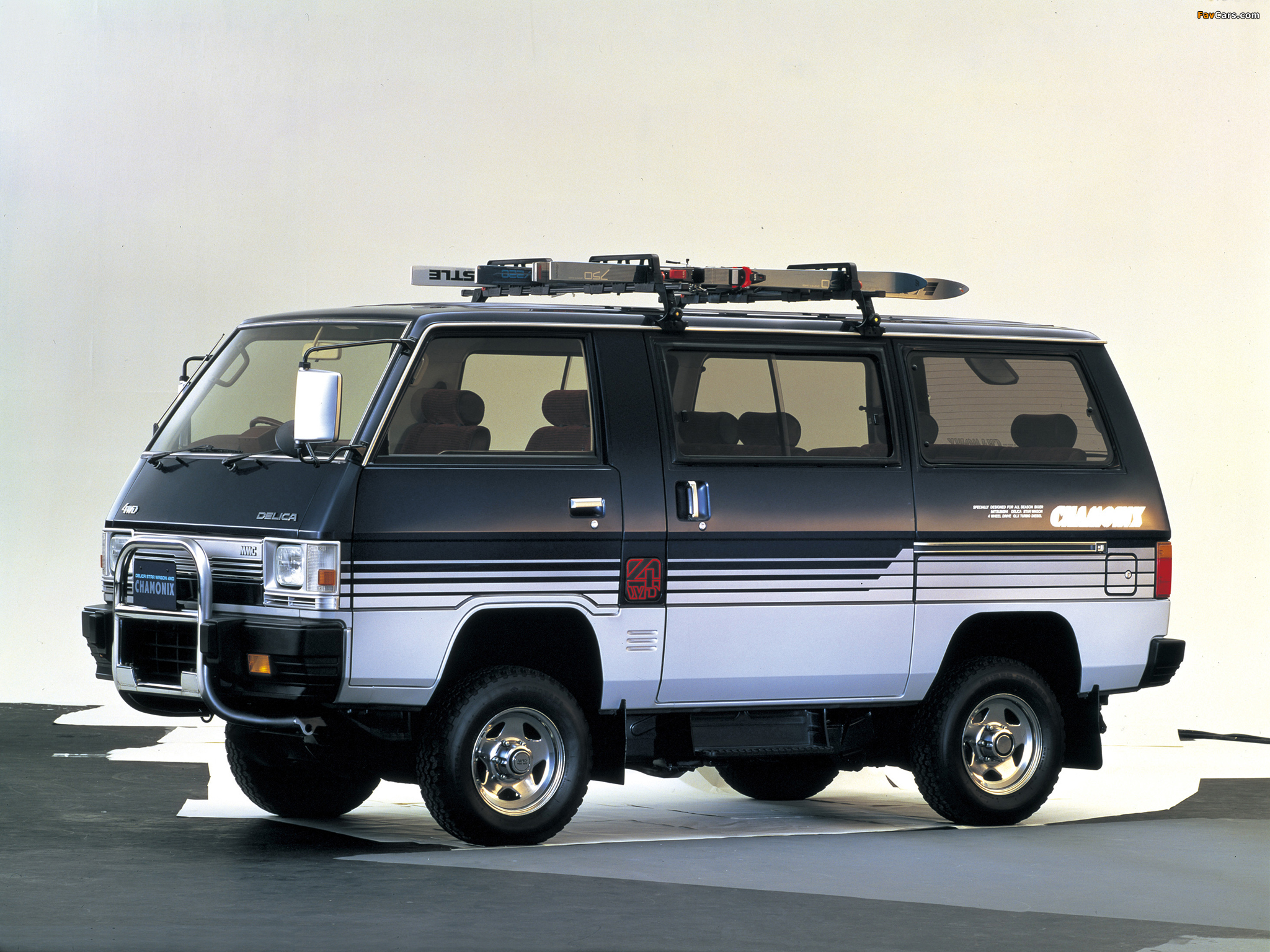 Pictures of Mitsubishi Delica 4WD 1982–86 (2048x1536)