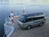 Pictures of Mitsubishi Delica Star Wagon 1986–90