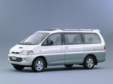 Pictures of Mitsubishi Delica Space Gear LWB 1994–97