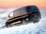 Pictures of Mitsubishi Delica Space Gear 4WD 1997–2007