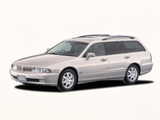 Mitsubishi Diamante Wagon JP-spec 1997–2001 pictures