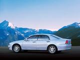 Mitsubishi Diamante JP-spec 1999–2005 pictures