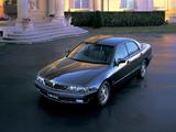 Photos of Mitsubishi Diamante JP-spec 1999–2005