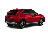 Images of Mitsubishi Eclipse Cross 2017