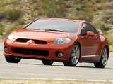 Images of Mitsubishi Eclipse GT SE 2005–08