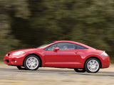 Images of Mitsubishi Eclipse GT 2005–08