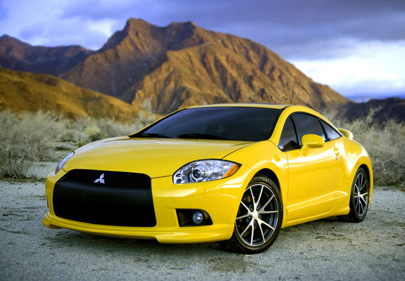 Images of Mitsubishi Eclipse GT 2008–11