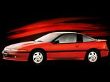 Mitsubishi Eclipse 2000 GSi 16V (D22A) 1990–92 photos