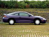 Mitsubishi Eclipse EU-spec (D30) 1995–97 images