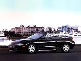 Mitsubishi Eclipse Spyder JP-spec (D38A) 1997–98 photos