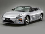 Mitsubishi Eclipse Spyder 2000–05 images