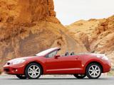 Mitsubishi Eclipse GT Spyder 2005–08 images