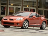 Mitsubishi Eclipse GT SE 2005–08 pictures