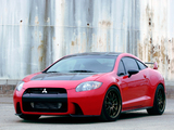 Mitsubishi Eclipse Ralliart Concept 2005 pictures