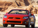 Mitsubishi Eclipse GT Spyder 2005–08 pictures