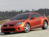 Mitsubishi Eclipse GT SE 2005–08 wallpapers