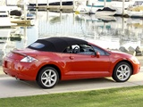 Mitsubishi Eclipse GT Spyder 2005–08 wallpapers