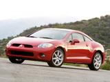 Photos of Mitsubishi Eclipse GT 2005–08