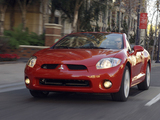 Pictures of Mitsubishi Eclipse GT Spyder 2005–08