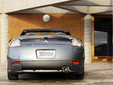 Pictures of Mitsubishi Eclipse GT Spyder Premium Sport Package 2005–08