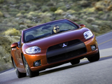 Pictures of Mitsubishi Eclipse GT Spyder 2008