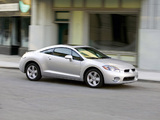 Mitsubishi Eclipse GT 2005–08 wallpapers