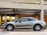 Mitsubishi Eclipse GT Spyder Premium Sport Package 2005–08 wallpapers