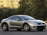 Mitsubishi Eclipse GT Premium Sport Package 2005–08 wallpapers