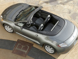 Mitsubishi Eclipse GT Spyder Premium Sport Package North America 2006–08 wallpapers
