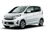Mitsubishi eK-Custom 2013 images