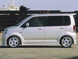 Photos of WALD Mitsubishi eK-Wagon Sports Line (H81W) 2004–06