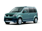 Pictures of Mitsubishi eK-Active (H81W) 2004–06