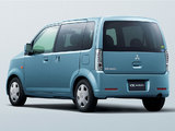 Mitsubishi eK-Wagon (H82W) 2006–08 wallpapers