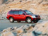 Mitsubishi Endeavor 2003–06 photos