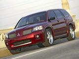 Mitsubishi Endeavor Ralliart Concept 2004 images