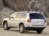 Mitsubishi Endeavor 2006–09 images