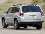 Mitsubishi Endeavor 2006–09 photos