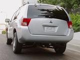 Mitsubishi Endeavor 2006–09 pictures