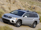 Mitsubishi Endeavor 2006–09 wallpapers