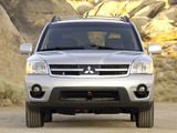 Pictures of Mitsubishi Endeavor 2006–09