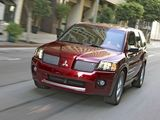 Mitsubishi Endeavor Ralliart Concept 2004 wallpapers