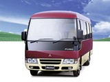 Mitsubishi Fuso Aero Rosa wallpapers