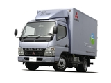 Images of Mitsubishi Fuso Canter Guts Eco Hybrid (FB7) 2006