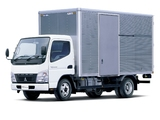 Photos of Mitsubishi Fuso Canter Guts Eco Hybrid (FB7) 2006