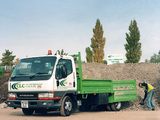 Images of Mitsubishi Fuso Canter UK-spec (FE5) 1993–2002